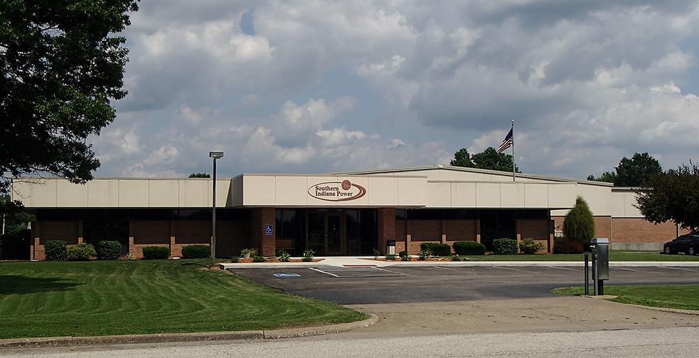 Southern Indiana Power office building
